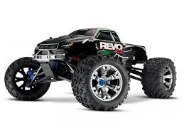 <b>Радиоуправляемая машина Traxxas</b> Revo 3.3 Nitro <b>1:10</b> 4WD TQi ...