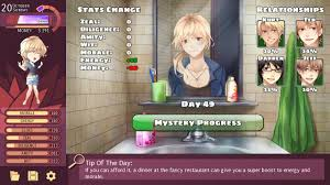 Otome games with Stat raising gameplay   My RPG blog