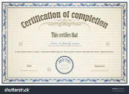 illustration certificate template floral frame stock vector illustration of certificate template floral frame