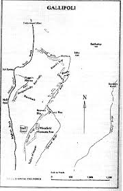 simpson essay debowski figure 1 the location of the battle of leane s trench at gallipoli facey 1981 256