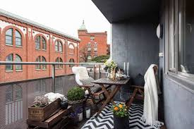 33 Incredibly <b>inspiring Scandinavian</b> style outdoor balcony ideas
