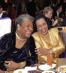 a angelou academy of achievement a angelou and coretta scott king at the a angelou life mosaic collection by
