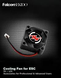 Cooling Fan 2510 Series – <b>HOBBYWING</b> North America
