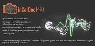 inCarDoc Pro | <b>ELM327 OBD2</b> Scanner <b>Bluetooth</b>/WiFi - Apps on ...