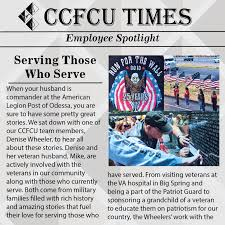 complex community federal credit union serving those who serve