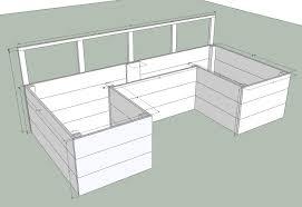 Small Picture Raised Garden Beds Design Garden Design Ideas