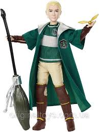 <b>Кукла Драко Малфой</b> - Гарри Поттер - <b>Harry</b> Potter Quidditch ...