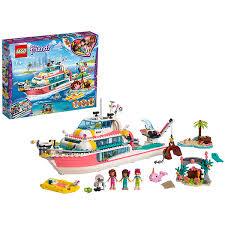 <b>LEGO Friends</b> 41381 Конструктор Подружки <b>Катер для</b> ...