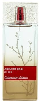 Туалетная <b>вода</b> Armand Basi In Red <b>Celebration</b> Edition, <b>100 мл</b>