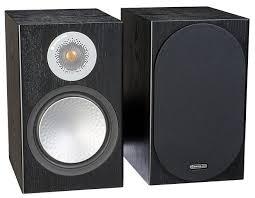<b>Полочная акустическая</b> система <b>Monitor</b> Audio Silver 100 ...