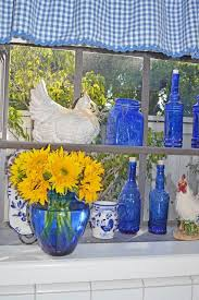 my painted garden blog while i have wanted a green yellow kitchen this might work with the open kitchen living room areasince the living room has a blue yellow living room