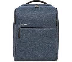 Рюкзак <b>Xiaomi Mi City Backpack</b> ZJB4193GL, полиэстр, <b>синий</b>