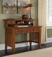 mission style arts and crafts home office desk and hutch arts crafts home office
