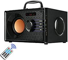 bluetooth speakers with fm radio - Amazon.com