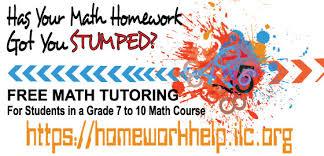 Ontario homework help for math   Help writing a reachers paper Math Homework Help Websites