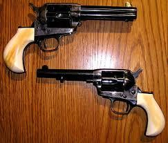 Cimarron Model P - which one first? - Revolver Handguns