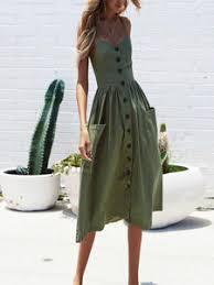 Online Shop for Popular summer dress <b>2018</b> long casual <b>sexy</b> ...