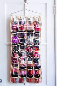 plastic makeup organizer put bathroom:  diy makeup organizer ideas that are so much prettier than those