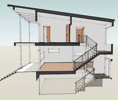 Modern House Plans by Gregory La Vardera Architect  May