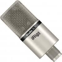 <b>IK Multimedia</b> iRig <b>Mic</b> Studio XLR – купить <b>микрофон</b>, сравнение ...