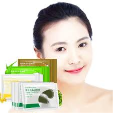 <b>DISAAR 4 Pairs</b> Gold Osmanthus Vitamin C Eye Patch Dark Circles ...