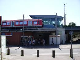 Elbgaustraße station