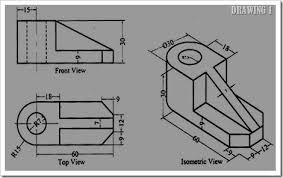 r    mechanical world  free cad design tutorial exercise cad drawing   d   d