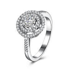 Cheap best INALIS <b>YUEYIN 925 Sterling Silver</b> Wedding Ring ...