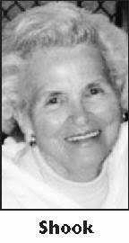 JOAN LOVELAND SHOOK, 91, went to be with the Lord on Sunday, Jan. 29, 2012. - 0000966015_01_02052012_1
