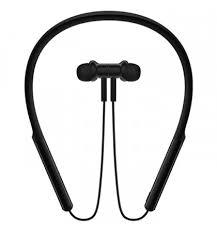 Беспроводные <b>наушники Xiaomi Mi Collar</b> Bluetooth Headset Black