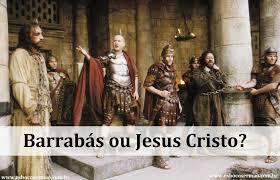 Resultado de imagem para JESUS DIANTE DE PILATOS