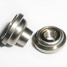 Crimp nut / floating / <b>stainless steel</b> - AC / AS / LAS / LAC - Shanghai ...