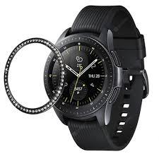 Bling Bezel For Samsung Galaxy <b>Watch</b> 42MM/46MM Gear S3 ...