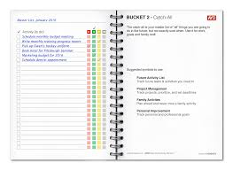 atttack planner attack your day 1 catchall planner sample1