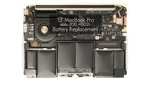 "13"" <b>MacBook</b> Pro (late 2013 A1502) <b>Battery</b> (<b>A1493</b>) Replacement ..."