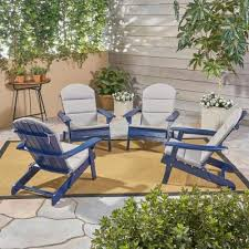 <b>Solid</b> - <b>Adirondack Chairs</b> - Patio Chairs - The Home Depot