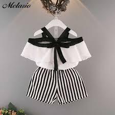 Melario <b>Children Clothing Sets 2019</b> New Summer Kids Clothes Set ...