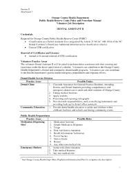 job duties of dental assistant resume resume template example dental hygienist job description dental assistant job description job resume