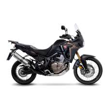 Lv One Evo Stainless Steel <b>for Honda Crf 1000 L Africa</b> Twin ...