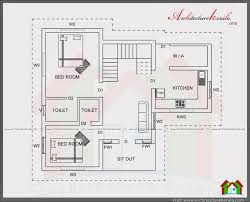 BEDROOM HOUSE PLAN IN SQUARE FEET   ARCHITECTURE KERALAGROUND FLOOR PLAN