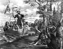 「christopher columbus landed in america 1492」の画像検索結果