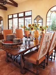 country living room ci allure: sharp  ci allure of french and italian decor dining room rustic table pg xjpgrendhgtvcom