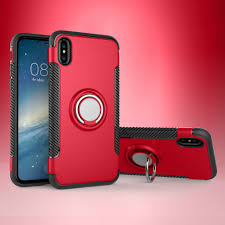 HUAWEI P9 Ring <b>armor</b> phone case P9plus <b>car magnetic cover</b> standy