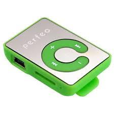 Купить <b>Плеер Perfeo Music Clip</b> Color зеленый в каталоге с ...