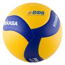 <b>Мяч волейбольный MIKASA V200W</b>, р.5, оф.мяч FIVB, FIVB Appr ...