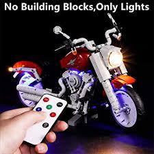 Vonado Led Lighting Kit for Lego 10269 Harley ... - Amazon.com