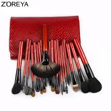 Zoreya 2017 Beauty <b>21pcs</b> High Quality Sable Hair <b>Makeup Brush</b> ...