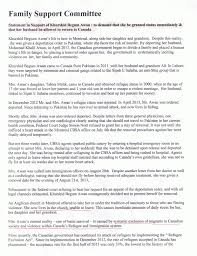 statement from the awan family support committee solidarité avec signatures from the unitarian universalist fellowship of ottawa uufo