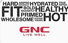 Buy GNC Gift Cards   GiftCardGranny