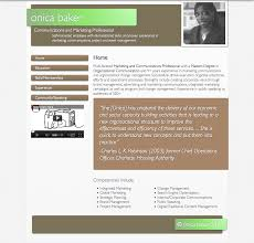 resume website design resume website cybertramp web design resume website design 3231